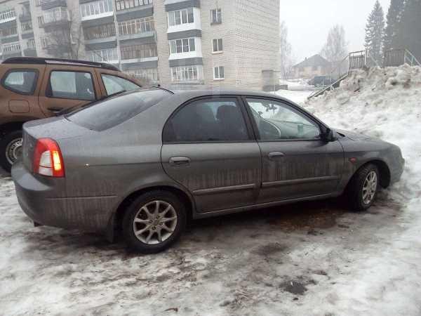 Kia Shuma, 2002 год, 155 000 руб.