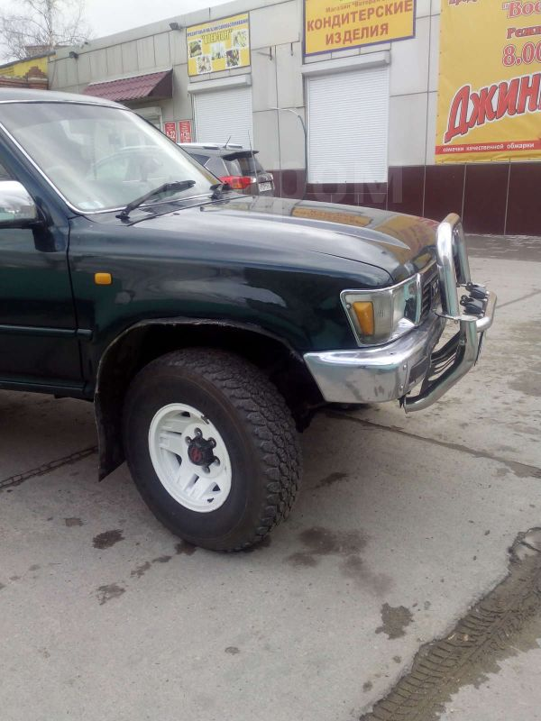 Toyota Hilux Surf, 1991 год, 370 000 руб.