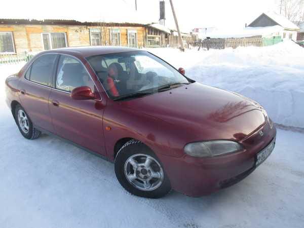 Hyundai Lantra, 1997 год, 115 000 руб.