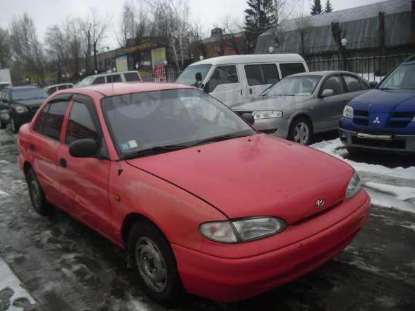 Hyundai Accent, 1996 год, 68 000 руб.