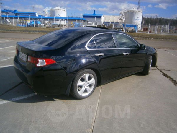 Honda Accord, 2008 год, 775 000 руб.