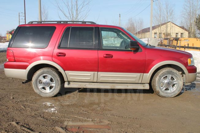 Ford Expedition, 2004 год, 450 000 руб.