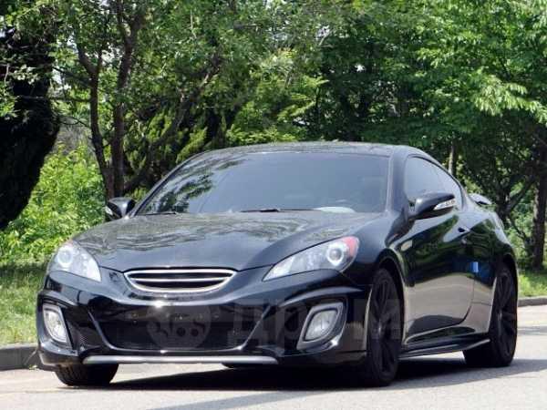 Hyundai Genesis, 2009 год, 780 000 руб.