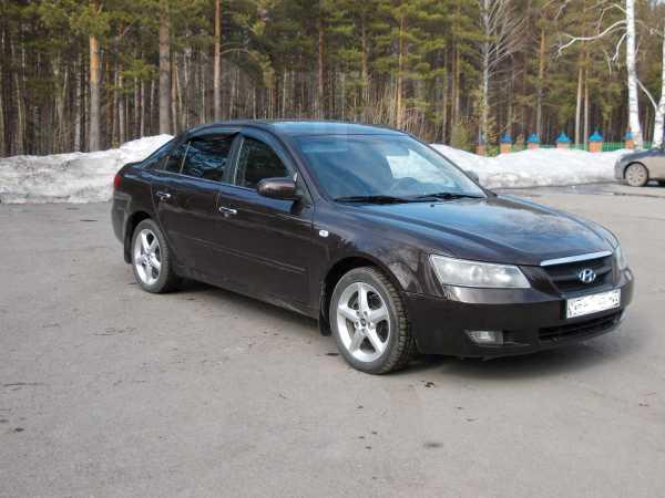 Hyundai NF, 2007 год, 405 000 руб.