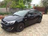 Краснодар Opel Astra 2013