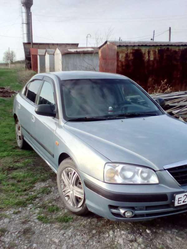 Hyundai Elantra, 2005 год, 230 000 руб.
