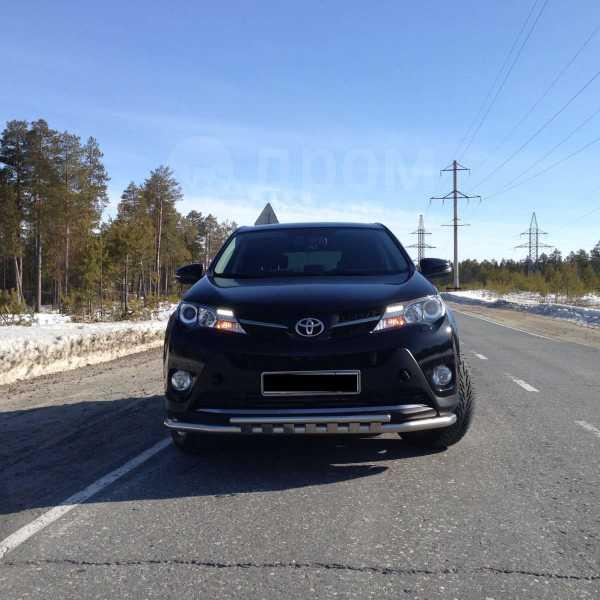 Toyota RAV4, 2013 год, 1 300 000 руб.