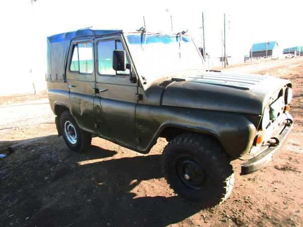 УАЗ 469, 1979 год, 139 000 руб.