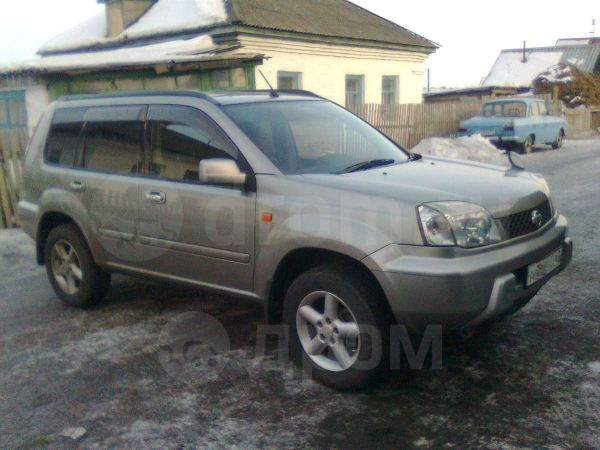 Nissan X-Trail, 2003 год, 475 000 руб.