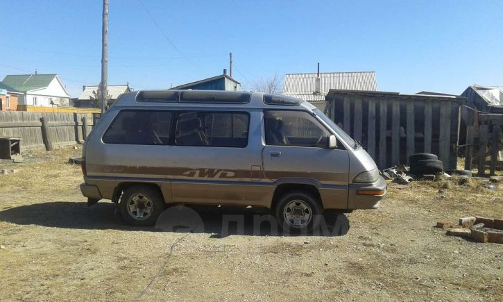 Toyota Master Ace Surf, 1989 год, 130 000 руб.