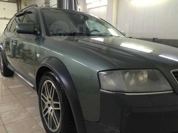 Audi A6 allroad quattro, 2001 год, 360 000 руб.
