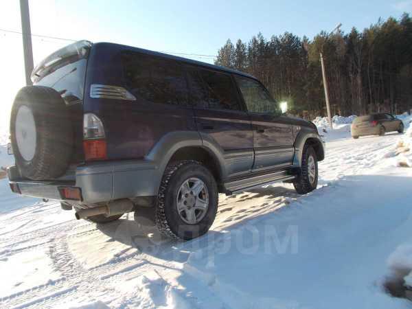 Toyota Land Cruiser Prado, 1997 год, 480 000 руб.