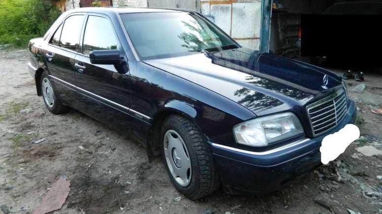 Mercedes-Benz C-Class, 1994 год, 285 000 руб.