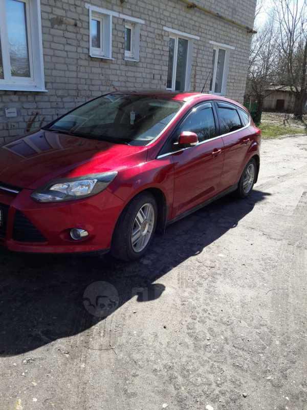 Ford Focus, 2011 год, 590 000 руб.