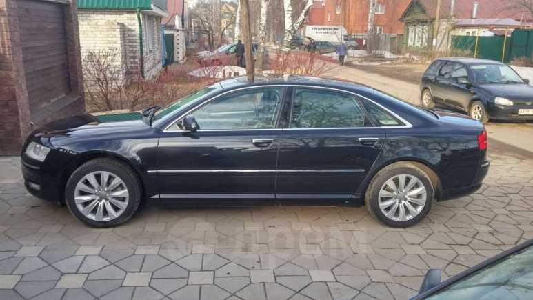 Audi A8, 2009 год, 1 000 000 руб.
