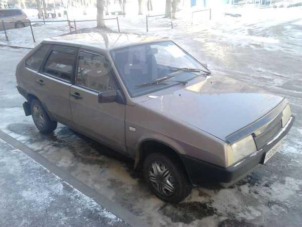 Лада 2109, 1996 год, 68 000 руб.
