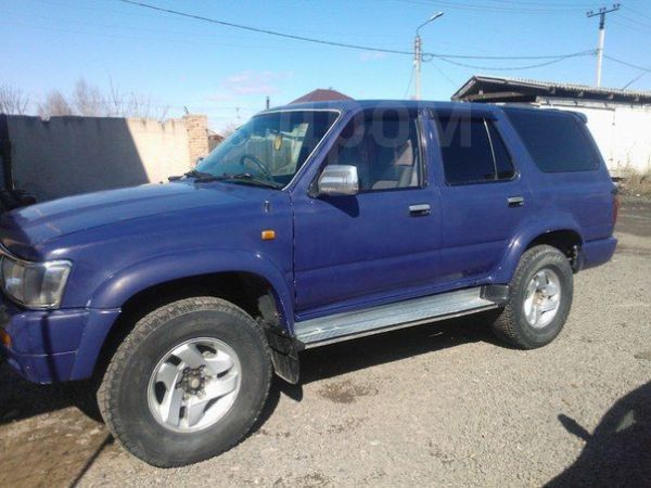 Toyota Hilux Surf, 1994 год, 185 000 руб.