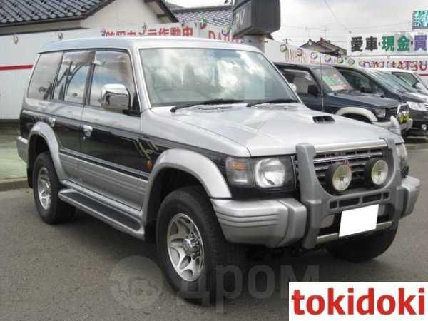 Mitsubishi Pajero, 1997 год, 310 000 руб.