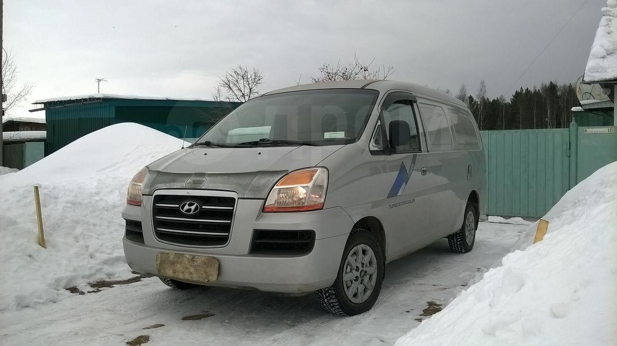 hyundai starex 2006 грузовой