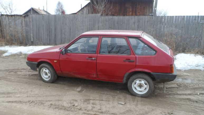 Лада 2109, 1995 год, 59 000 руб.