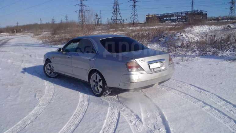Nissan Cedric, 2001 год, 275 000 руб.