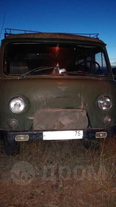 УАЗ Буханка, 2001 год, 150 000 руб.