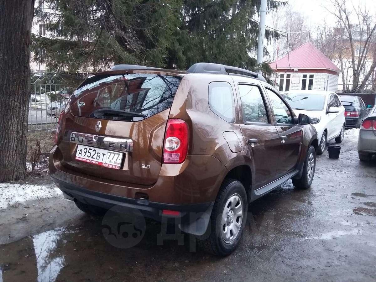 renault duster в татарстане б/у