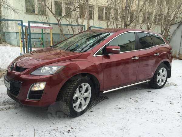 Mazda CX-7, 2011 год, 1 150 000 руб.
