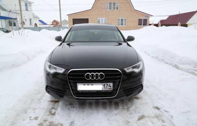 Audi A6, 2014 год, 1 550 000 руб.