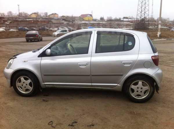Toyota Vitz, 1999 год, 220 000 руб.