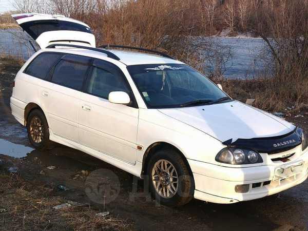 Toyota Caldina, 1998 год, 285 000 руб.