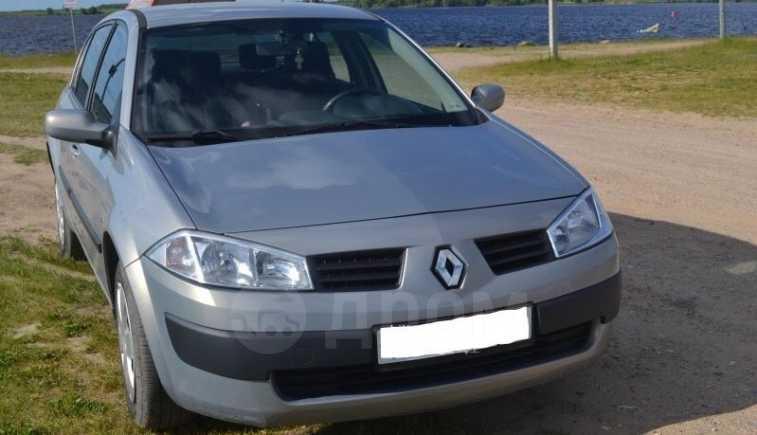 Renault Megane, 2006 год, 255 000 руб.