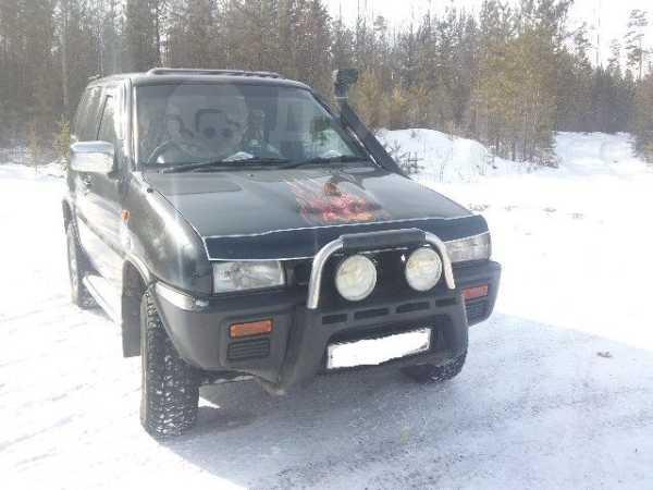 Nissan Mistral, 1996 год, 220 000 руб.