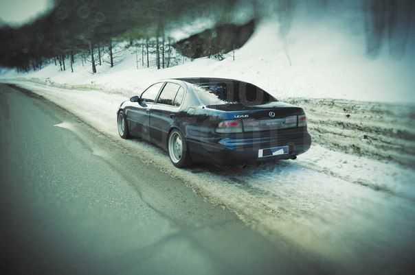 Lexus GS300, 1994 год, 150 000 руб.