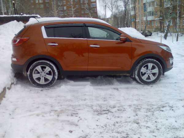 Kia Sportage, 2011 год, 815 000 руб.