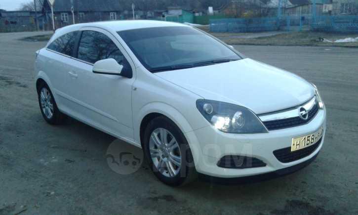 Opel Astra GTC, 2010 год, 380 000 руб.