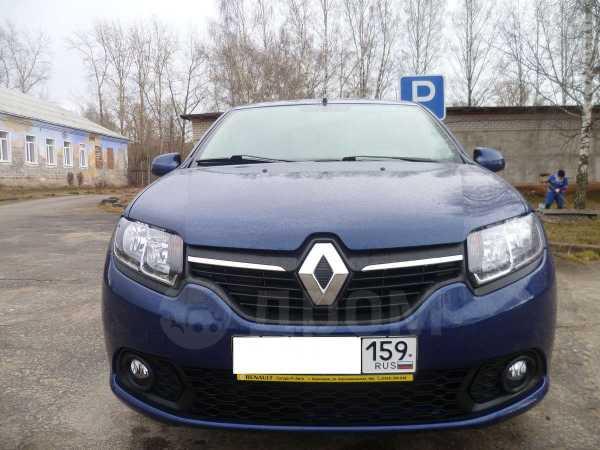 Renault Sandero, 2014 год, 450 000 руб.