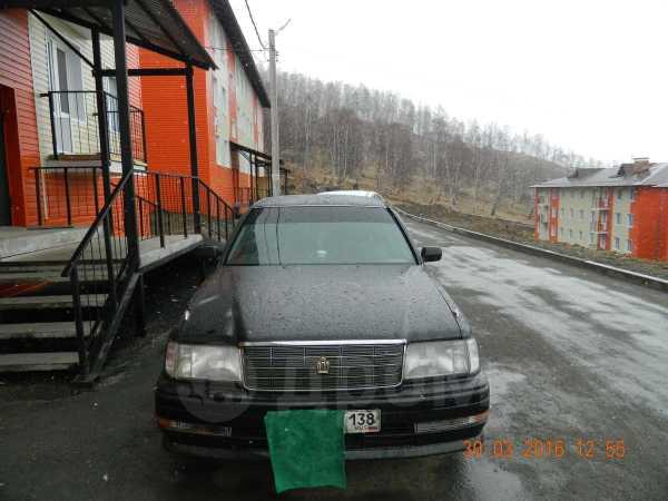 Toyota Crown, 1996 год, 182 500 руб.