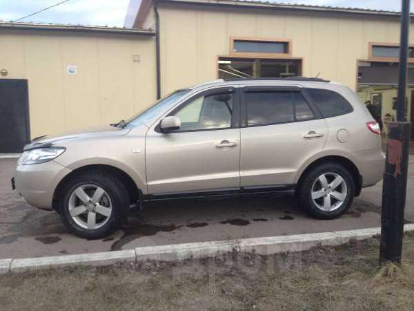 Hyundai Santa Fe, 2007 год, 580 000 руб.