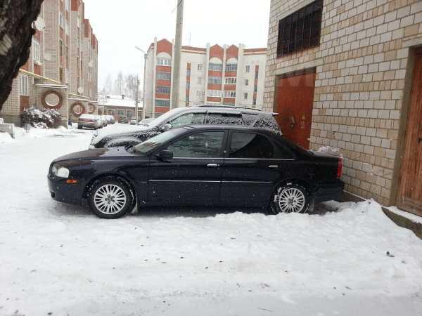 Volvo S80, 2005 год, 385 000 руб.