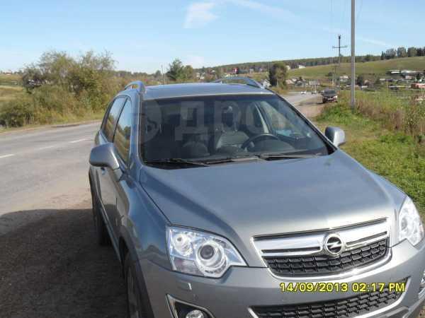Opel Antara, 2013 год, 899 999 руб.
