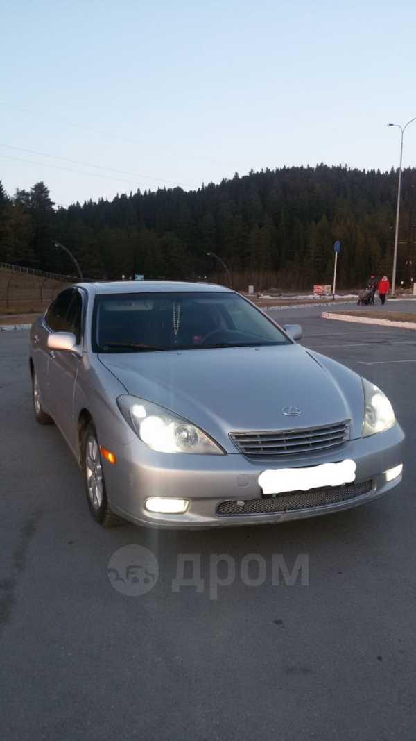 Lexus ES300, 2001 год, 460 000 руб.
