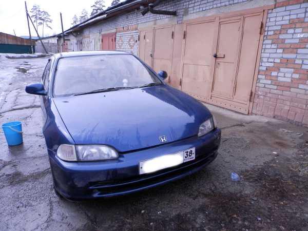 Honda Civic Ferio, 1994 год, 140 000 руб.