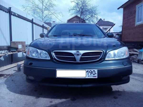 Nissan Maxima, 2002 год, 199 000 руб.