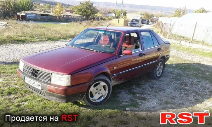 Fiat Croma, 1988 год, 50 000 руб.
