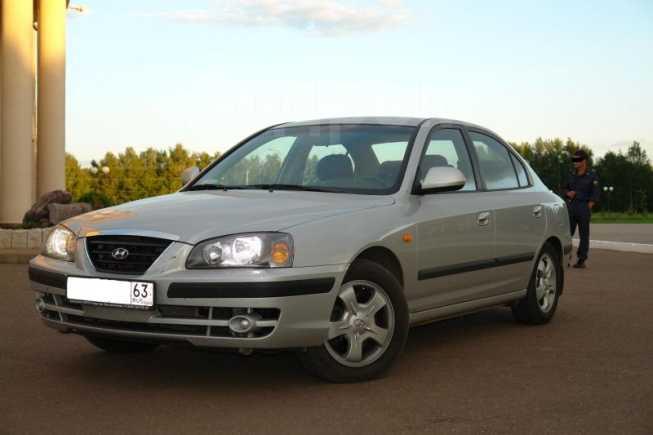 Hyundai Elantra, 2002 год, 236 000 руб.