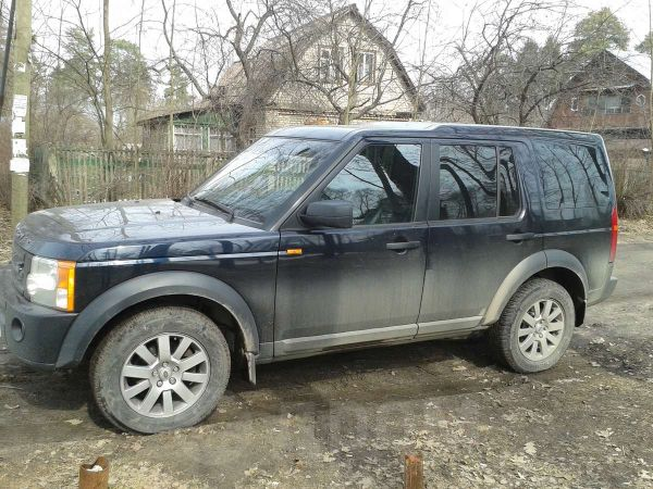 Land Rover Discovery, 2005 год, 650 000 руб.