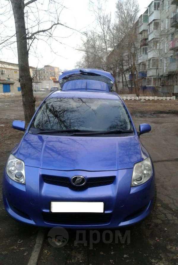 Toyota Auris, 2007 год, 413 000 руб.