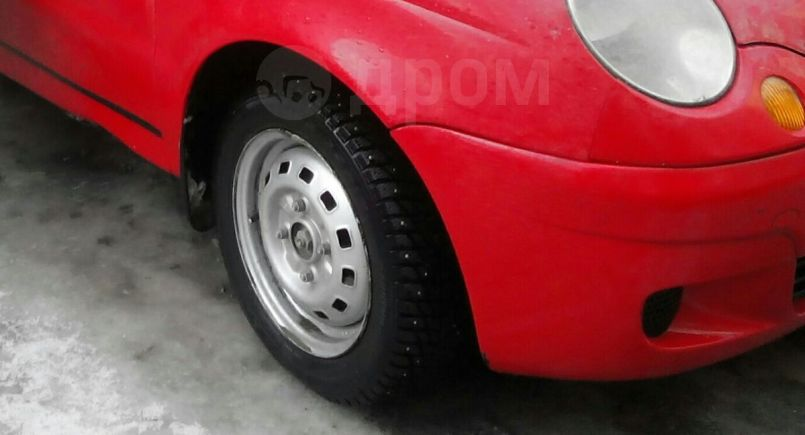 Daewoo Matiz, 2007 год, 136 000 руб.