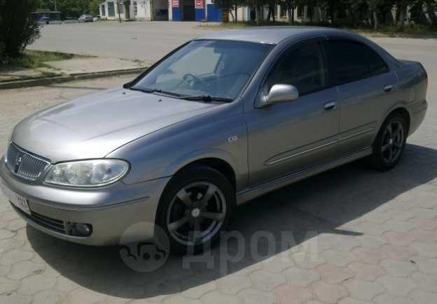 Nissan Bluebird Sylphy, 2003 год, 375 900 руб.